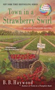 Town in a Strawberry Swirl 0425252469 Book Cover