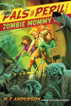 Zombie Mommy 1442454407 Book Cover