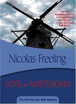 Love in Amsterdam (Inspector Van Der Valk Mysteries) 1799918939 Book Cover