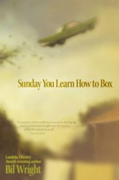 Paperback Sunday You Learn How to Box Book
