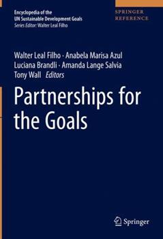 Hardcover Partnerships for the Goals Book