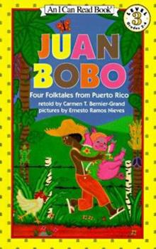 Paperback Juan Bobo: Four Folktales from Puerto Rico (I Can Read Level 3) Book