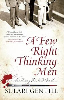 Paperback A Few Right Thinking Men Book