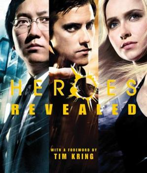 Heroes Revealed 0756641160 Book Cover
