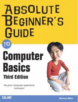 Paperback Computer Basics Book