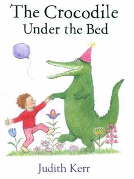 Hardcover The Crocodile under the Bed Book