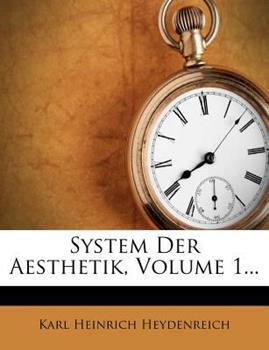 Paperback System der Aesthetik Book