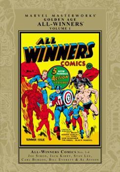 Marvel Masterworks: Golden Age All-Winners - Volume 1 - Book #55 of the Marvel Masterworks