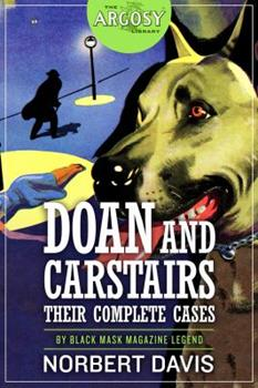 Doan and Carstairs: Their Complete Cases 1618272284 Book Cover