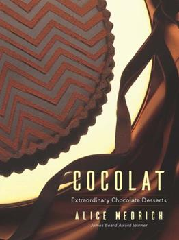 Cocolat: Extraordinary Chocolate Desserts 0446514195 Book Cover