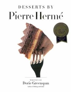 Desserts by Pierre Hermé 0316357200 Book Cover