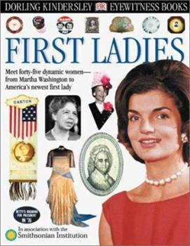 Hardcover First Ladies Book