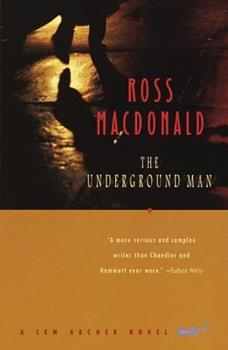 The Underground Man 0394434676 Book Cover
