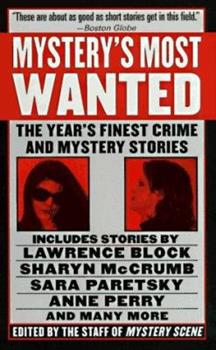 Mystery's Most Wanted: The Year's Finest Crime And Mystery Stories - Book #1996 of the Year's Finest Crime and Mystery Stories