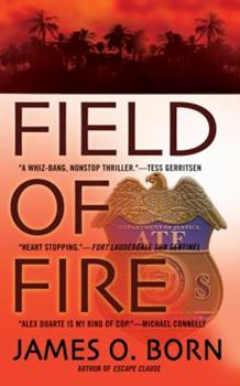 Field of Fire 0425221830 Book Cover