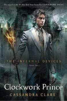 Paperback Clockwork Prince (Infernal Devices) Book
