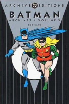 Batman Archives, Vol. 5 - Book  of the DC Archive Editions