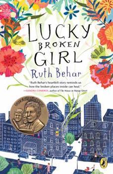 Paperback Lucky Broken Girl Book