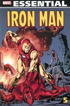 Essential Iron Man, Vol. 5 - Book  of the Essential Marvel