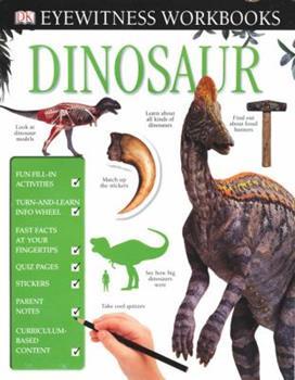 Dinosaur (Eyewitness Workbooks) 0756638208 Book Cover