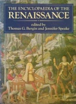 Encyclopedia of the Renaissance 0816013152 Book Cover