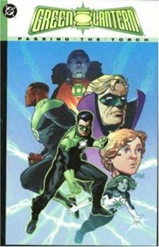 Green Lantern: Passing the Torch - Book  of the Green Lantern #Hal Jordan vol. 2
