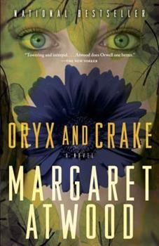 Oryx and Crake 0385721676 Book Cover