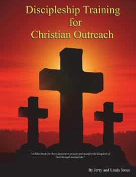Paperback Discipleship Training for Christian Outreach Book
