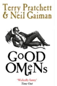 Paperback Good Omens Book