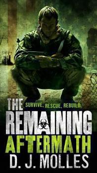Mass Market Paperback The Remaining: Aftermath Book