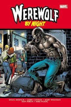 Werewolf by Night Omnibus - Book #12 of the Marvel Team-Up 1972