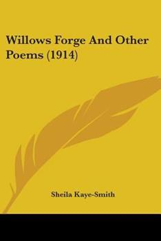 Paperback Willows Forge and Other Poems Book
