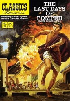 The Last Days of Pompeii 1564595900 Book Cover