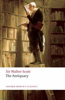 The Antiquary - Book #3 of the Waverley Novels