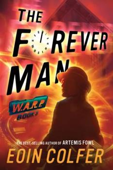 The Forever Man 1484726030 Book Cover