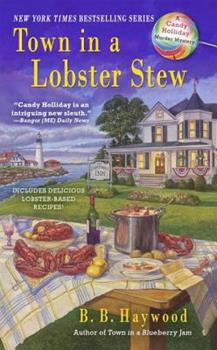 Town in a Lobster Stew 0425240010 Book Cover