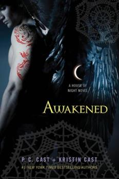 Hardcover Awakened: A House of Night Novel Book