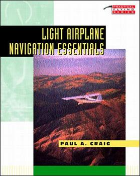 Paperback Light Airplane Navigation Essentials Book