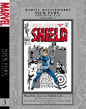 Marvel Masterworks: Nick Fury, Agent of S.H.I.E.L.D., Vol. 3 - Book #171 of the Marvel Masterworks