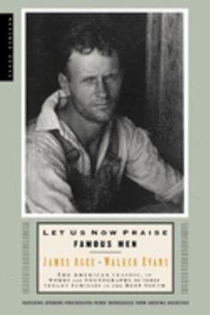 Let Us Now Praise Famous Men 039529696X Book Cover