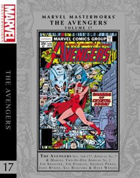 Marvel Masterworks: The Avengers, Vol. 17 - Book #247 of the Marvel Masterworks