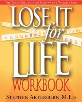 Lose It for Life Workbook 1591452759 Book Cover