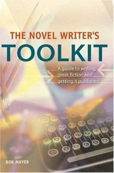 Paperback Novel Writer's Toolkit Book