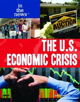 The U.S. Economic Crisis 1435885562 Book Cover