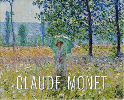 Claude Monet: Fields in Spring (Emanating) 3775717501 Book Cover