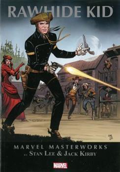 Marvel Masterworks Rawhide Kid 1 - Book #63 of the Marvel Masterworks