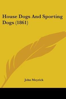 Paperback House Dogs and Sporting Dogs Book
