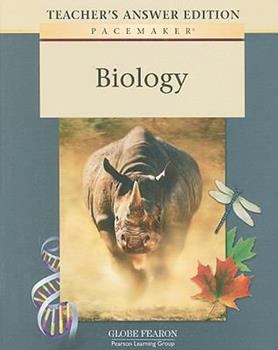 Hardcover Pacemaker Biology, Teacher's Answer Edition Book