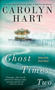 Ghost Times Two 0425283739 Book Cover