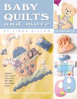 Baby Quilts and More (Leisure Arts #3370) 1601407017 Book Cover